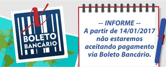 Banner Boleto Forma de Pagamento