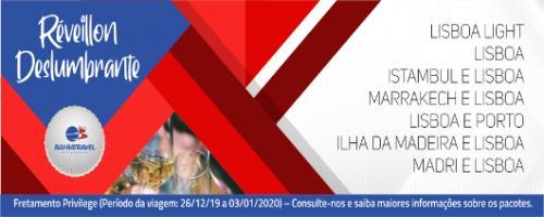Reveillon Magnifico 2019 2020
