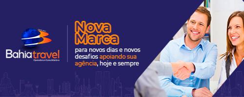 Nova Marca Bahiatravel & Salvatur Consolidadora